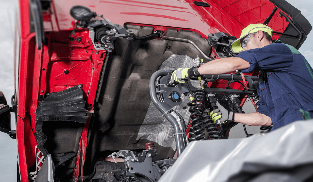 Most important tips on commercial truck maintenance